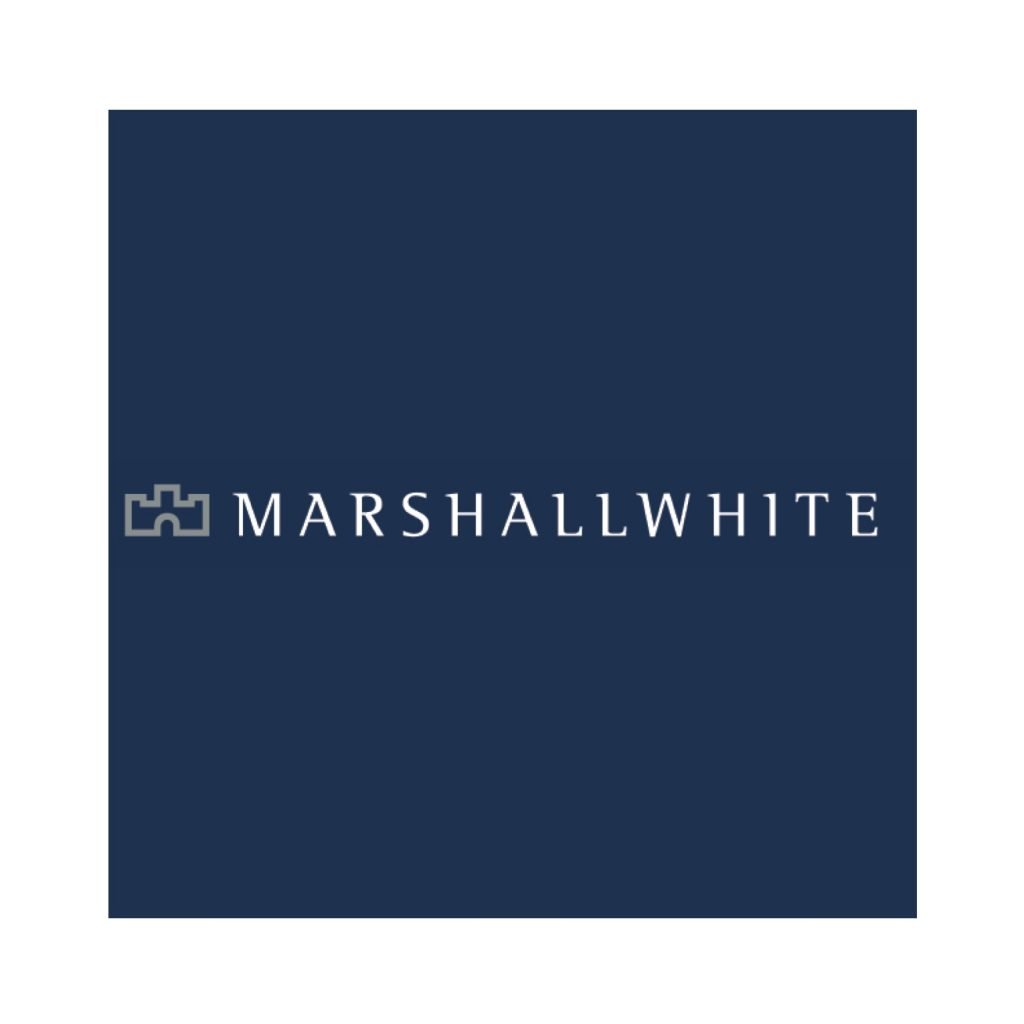 marshall white logo